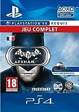 Batman: Arkham VR [Code Jeu PSN PS4 PSVR - Compte français]