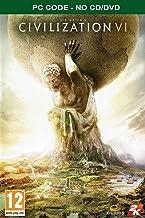 Sid Meier's Civilization VI Steam PC Code (No CD/DVD)