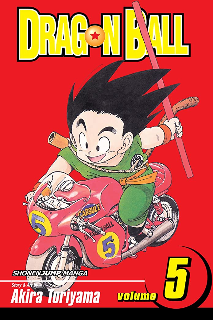 アマチュア不潔キャンパスDragon Ball, Vol. 5: The Red Ribbon Army (Dragon Ball: Shonen Jump Graphic Novel) (English Edition)