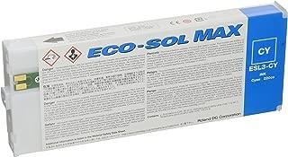 Roland Eco-Sol Max ESL3-4LM 220 Cyan Cartridge New