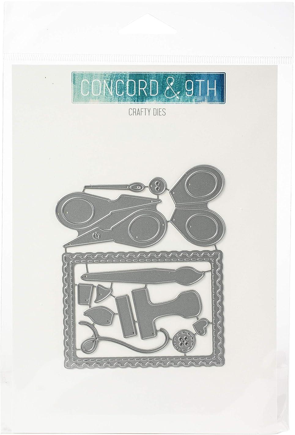 Concord & 9th 10489 Dies-Crafty