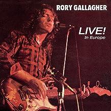 Live In Europe [Vinilo]