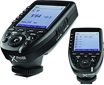 Godox XPro-N TTL 2 4G Wireless High Speed Sync 1 8000 second Radio Fla...