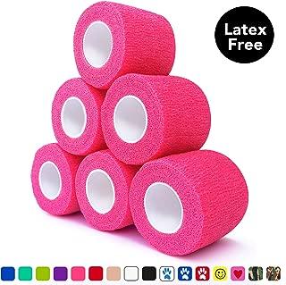 pink adhesive tape