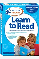 Hooked on Phonics Learn to Read - Second Grade: Level 2 (Ages 7-8) (8) Paperback
