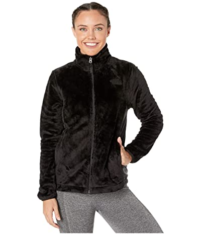 The North Face Osito Hybrid Full Zip Jacket (TNF Black) Women