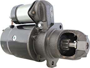 New USA Built 12V High Torque Starter for John Deere Ag & Industrial 1010 Utility Tractor 1960,1961,1962,1963,1964,1965 91-01-3969 1107879 AT12283 AT16311 SE501437 TY1434 TY6629 TY6704 TY26038 323-654