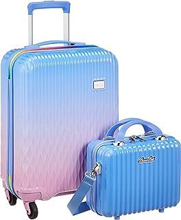 [シフレ] スーツケース ハードジッパー 小型 Sサイズ 1年保証付き LUN2116-48 機内持ち込み可 保証付 32L 48 cm 2.8kg