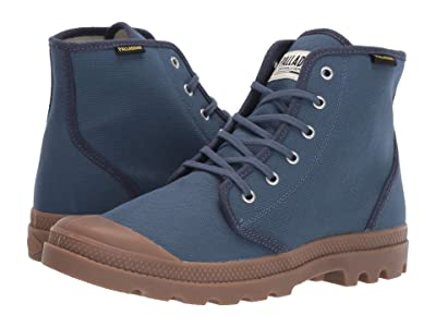 Palladium Pampa Hi Originale (Mood Indigo) Lace-up Boots