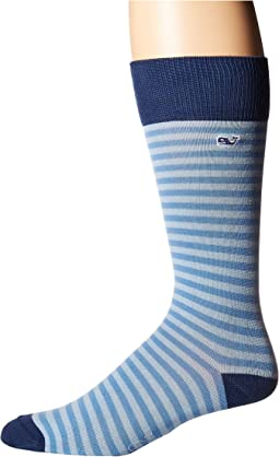 Fine Stripe Socks