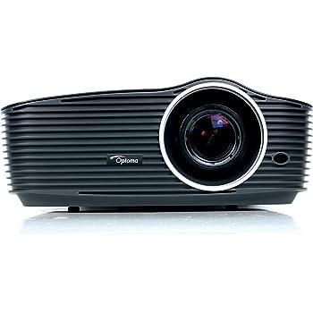 Optoma HD36 - Proyector Compacto, Color Negro: Optoma: Amazon.es ...