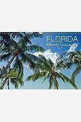 FLORIDA Malerischer Sonnenscheinstaat (Wandkalender 2021 DIN A3 quer) Kalender