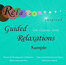Guided Relaxations - Sample