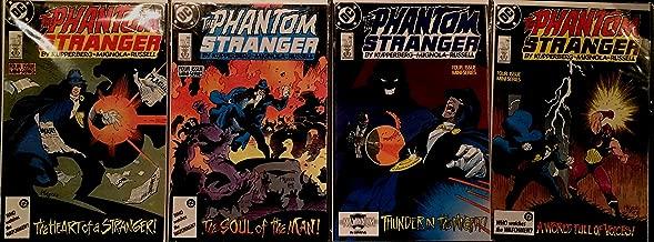 Phantom Stranger (1987) 1-4 Complete Story