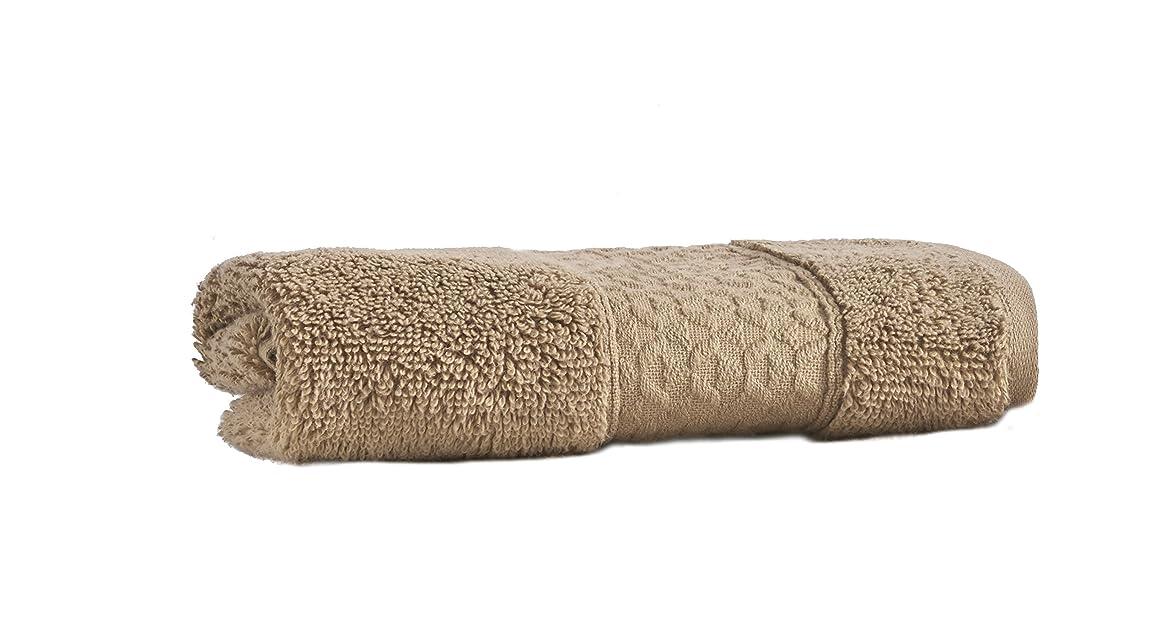 石化する知覚擁するNatori 91022 Dynasty Solid Washcloth,Chantarelle,33cm X 33cm
