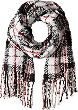 Emerson Plaid Scarf