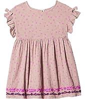 Allover Print Dress (Toddler/Little Kids/Big Kids)