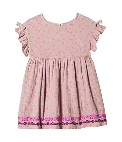 PEEK Allover Print Dress (Toddler/Little Kids/Big Kids) (Print) Girl