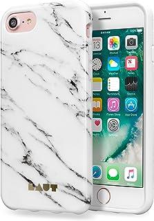 LAUT Huex Elements iPhone 8/7 Case - Marble White