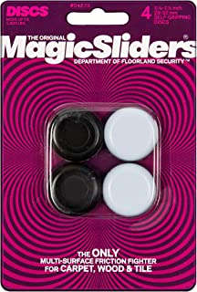 MAGIC SLIDERS L P 4273 4 Pack 1-1/4