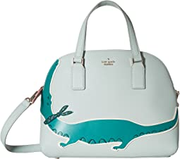 Kate Spade New York - Swamped Alligator Lottie