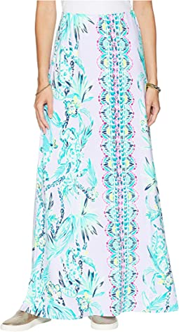 448033c3e1ab Lilly pulitzer corrie skirt resort sunkissed w glow
