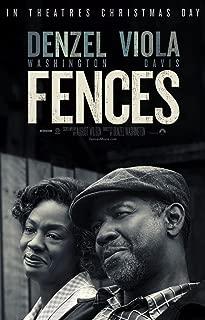 Best fences movie poster Reviews