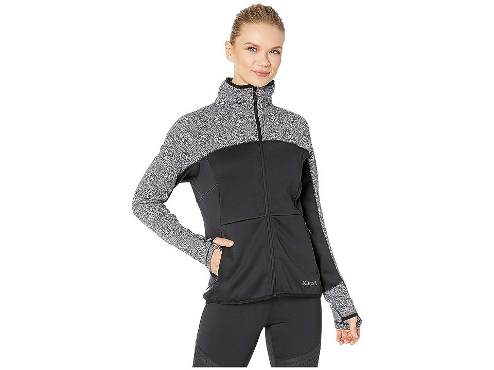 Marmot Mescalito Fleece Jacket (Black) Women