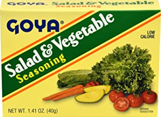 Goya Salad And Vegetable Seasoning, 1.41 Ounce