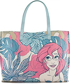 x Ariel Leaves Tote Bag