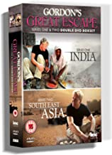 Gordon Ramsays Great Escape Series 1 India & Series 2 South East Asia Double