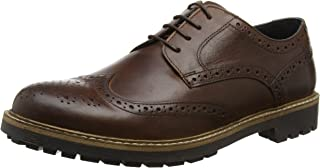 Red Tape Men's Rydal Brogue Casual Shoe