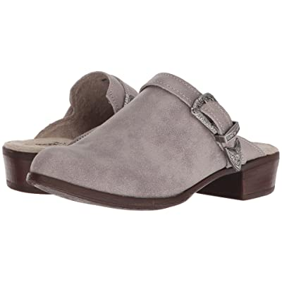 Minnetonka Billie (Marbled Grey Leather) Women