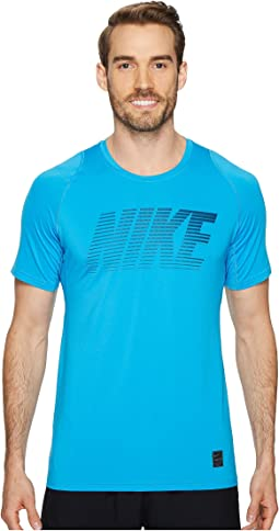Nike - Pro Fitted Short Sleeve Training Top