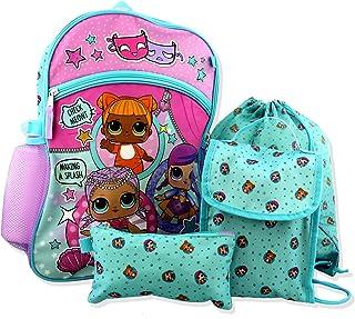e059eaba68e7 Amazon.com  Pinks - Kids  Backpacks   Backpacks  Clothing
