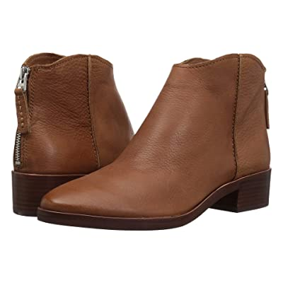 Dolce Vita Tucker (Brown Leather) Women