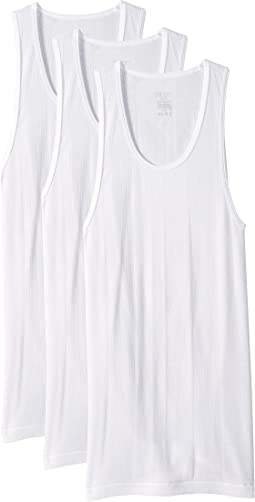 3-Pack Essential Athletic Tank Top