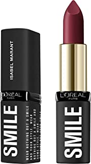 LOréal Paris Make-up designer X Isabel Marant La Butte Marshall Pintalabios Mate Burdeos
