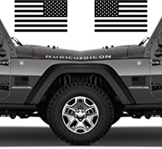 Best subdued american flag decal Reviews