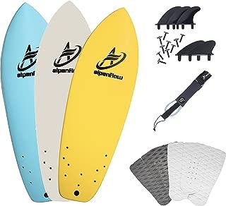 performance soft top surfboard