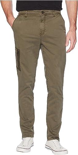 Cargo Pants with Zipper Details P500U2B