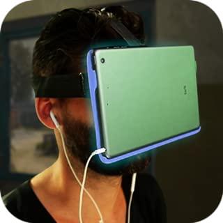 Virtual Reality Helmet 3D