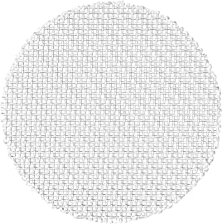 10 yards Length Opaque Off-White Nylon 6//6 Woven Mesh Sheet 36 microns Mesh Size 40 Width 28/% Open Area