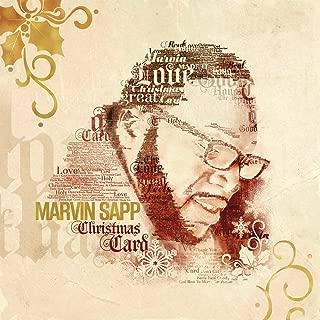 marvin sapp christmas card