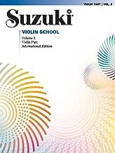 Best suzuki violin school volume 3 Reviews