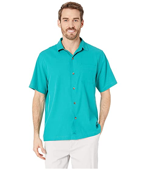 7ffed0d24fb Tommy Bahama Catalina Stretch Twill Shirt at Zappos.com