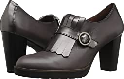 Brodo Leather/Suede Crosto Bordeaux/Gress Bronce