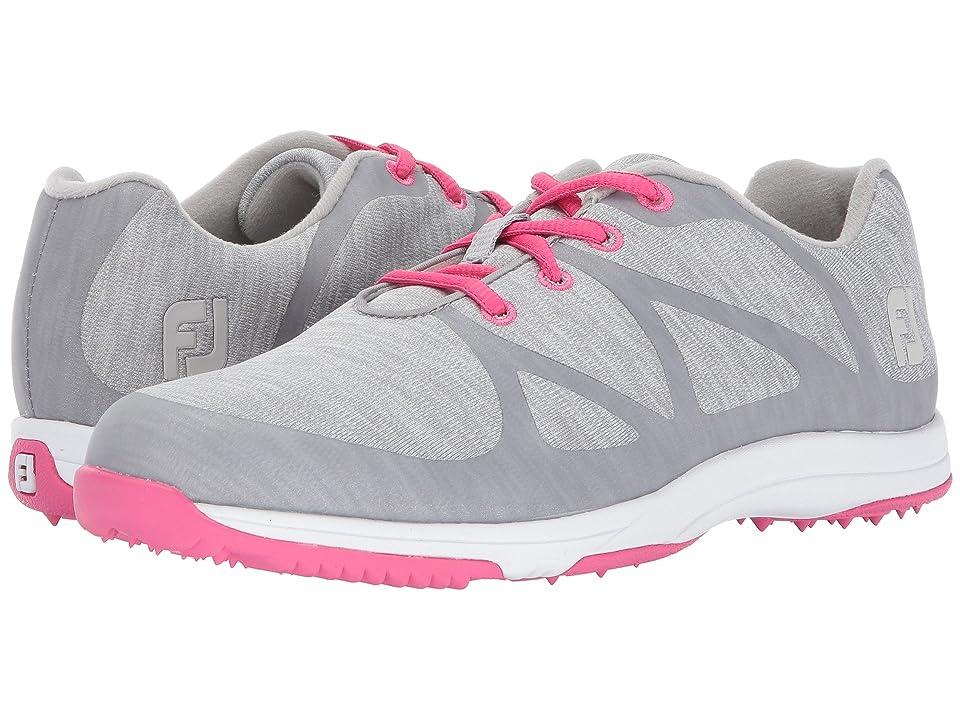 FootJoy FJ Leisure (Light Grey) Women