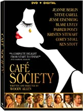 Cafe Society [DVD + Digital] [Import]