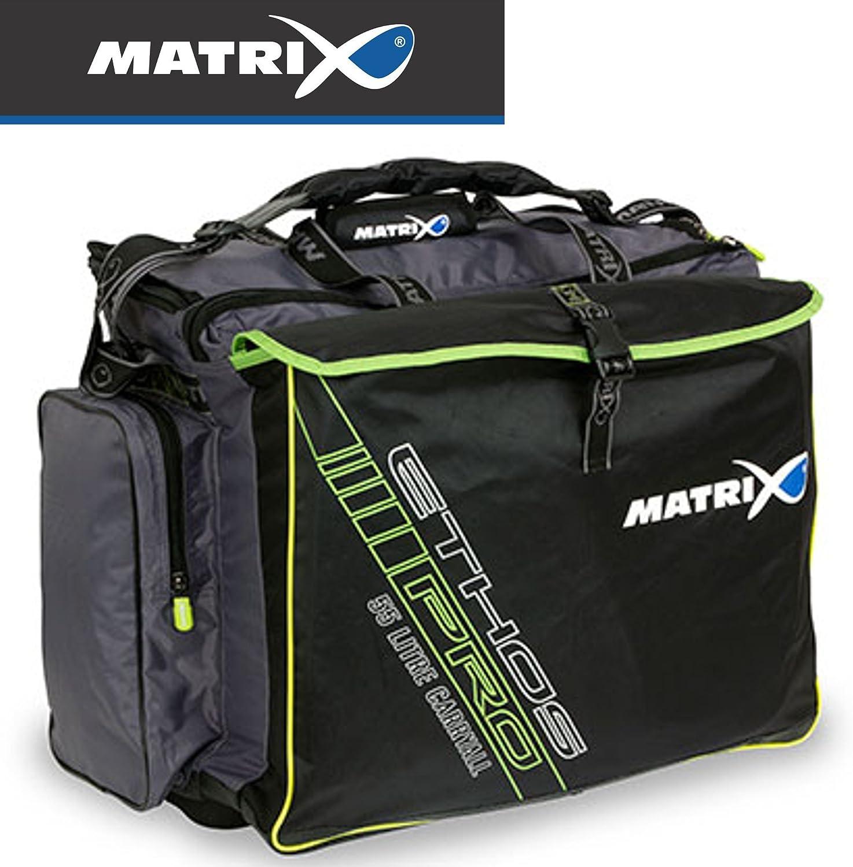 Fox Matrix Pro Ethos 55 l Carryall - - - Angeltasche für Angelzubehör, Tackletasche zum Angeln, Tasche zum Karpfen & Friedfischangeln B01MYWCPNL  Großer Räumungsverkauf 2cff1e